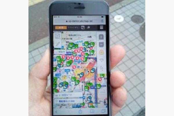 MAP-STAR WebGIS